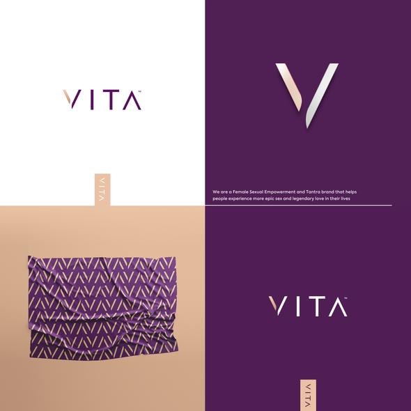 Intimate design with the title 'VITA™'