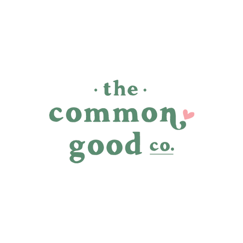 Gentle logo with the title 'the common good'