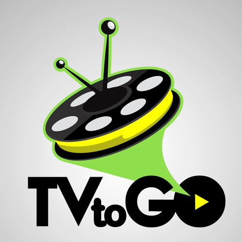 Movie brand with the title 'TV to GO'