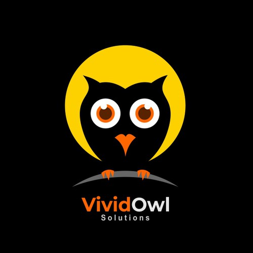 Vivid logo with the title 'VIVID OWL SOLUTIONS'