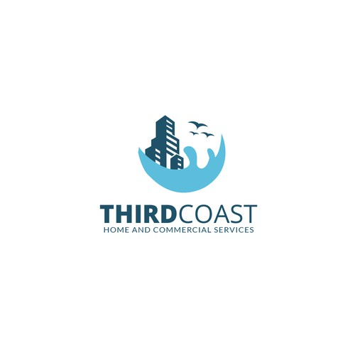 Commercial brand with the title 'Third Coast ( Home and Commercial Services)'
