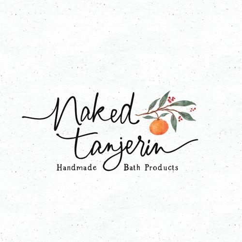 Bliss logo with the title 'naked tanjerin'
