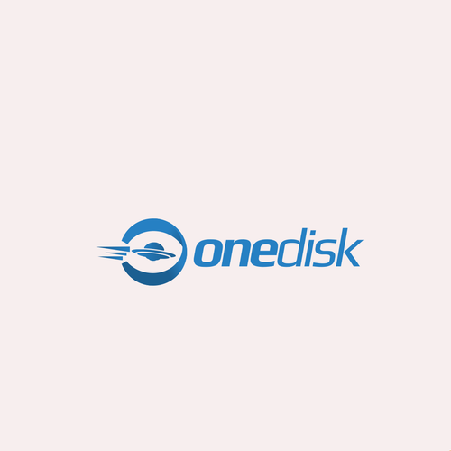 Storage design with the title 'onedisk'