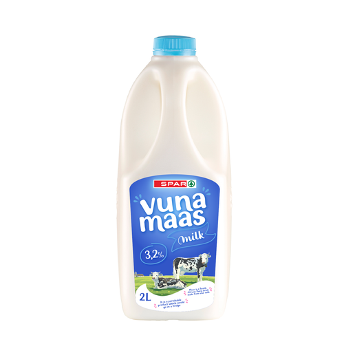Milk label with the title 'Milk Label Design'