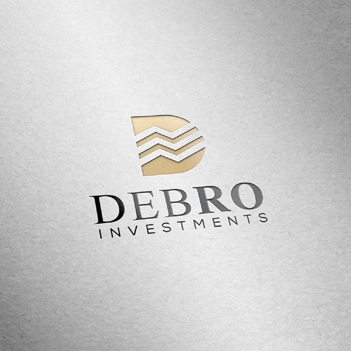 D brand with the title 'DEBRO INVESTMENTS'