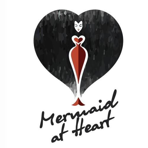 Mermaid t-shirt with the title 'Create a mermaid tee for WiltonArtisans.com'