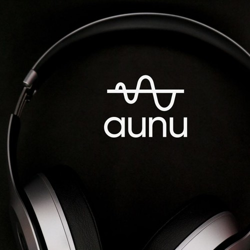 Audio logo with the title 'Modern logo for Aunu'