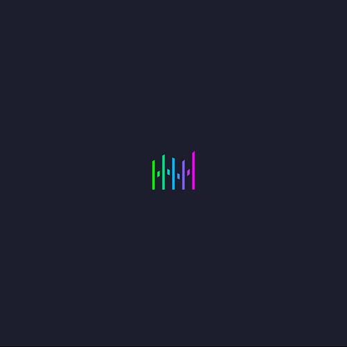 Aurora design with the title 'Norrsken App'