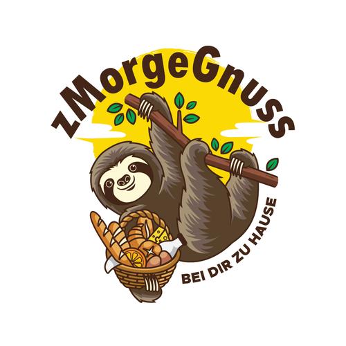 Milk logo with the title 'zMorgeGnuss'