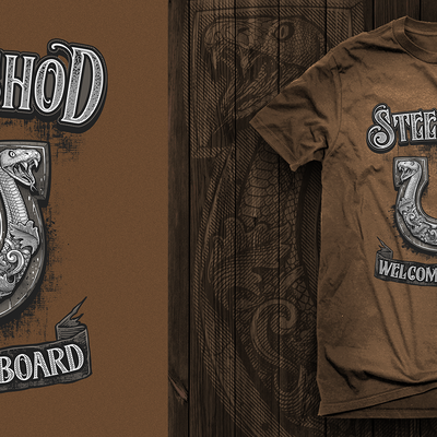 STEELSHOD - Welcome Aboard