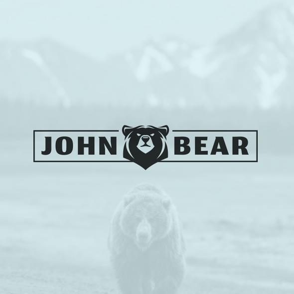 Predator logo with the title 'John Bear'