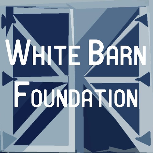 Foundation brand with the title 'White Barn Foundation'