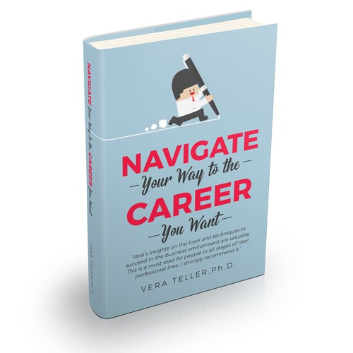 Hiring design with the title 'Career Guidance'