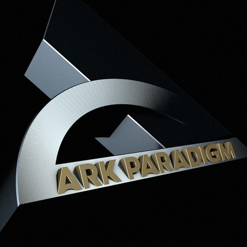 A brand with the title 'Ark Paradigm'