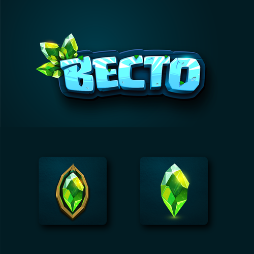 Emerald logo with the title 'Becto'