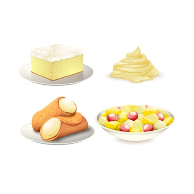 Illustration for Food Specialist Website