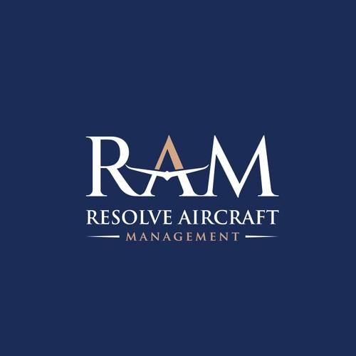 Ram logo with the title 'RAM logo'