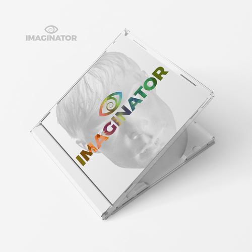 Transparent design with the title 'IMAGINATOR'