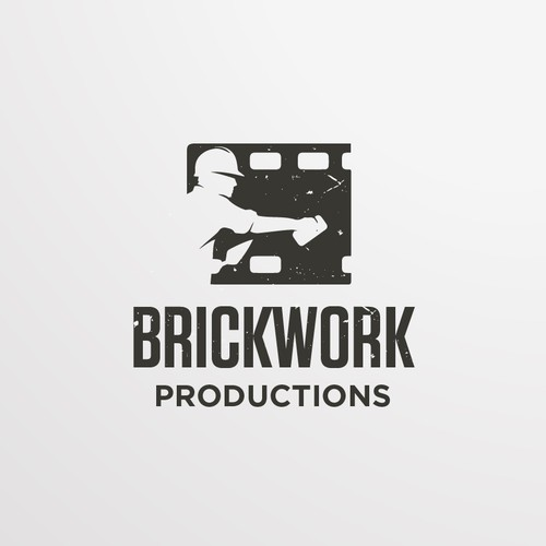 Shot logo with the title 'BRICKWORK PRODUCTIONS'