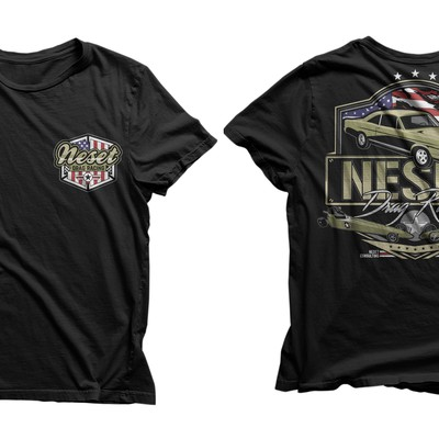 Neset t-shirt design
