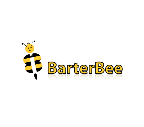Deal logo with the title 'Barter Bee'