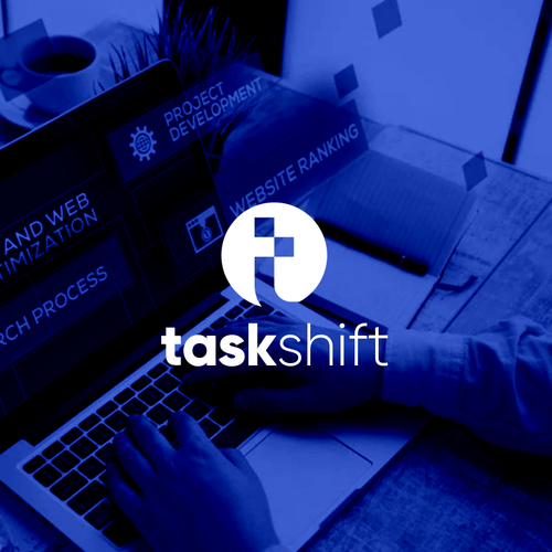Meaningful design with the title 'taskshift'