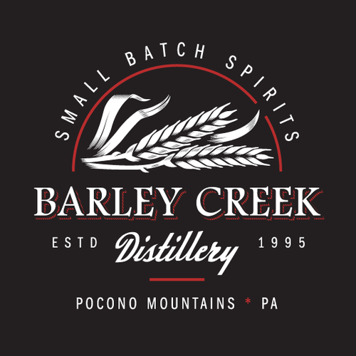 Barley design with the title 'BARLEY CREEK'
