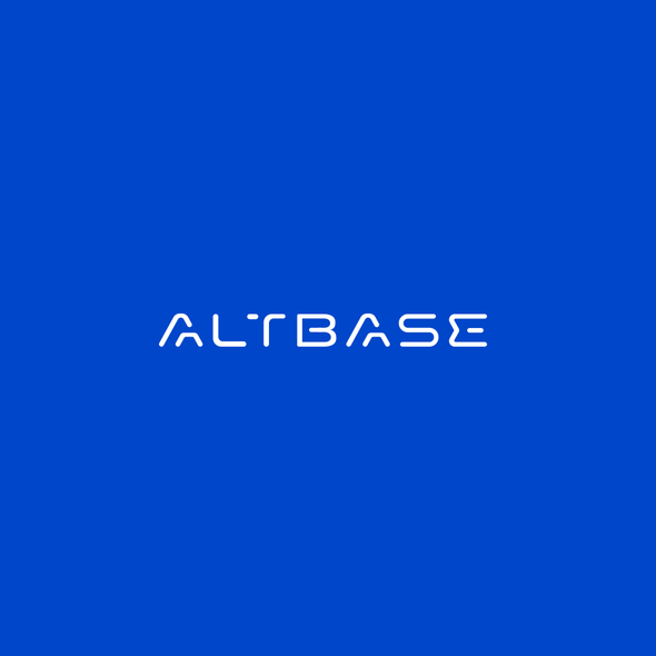 Technology brand with the title 'Altbase'