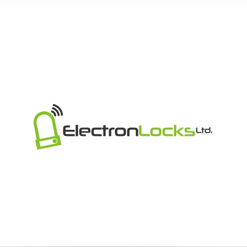 App logo with the title 'logo wanted for Electron Locks Ltd'