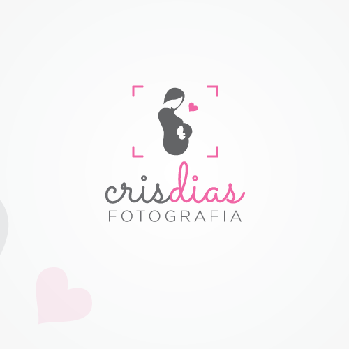 Toddler logo with the title 'Logo Illustration'