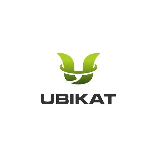 U design with the title 'UBIKAT'