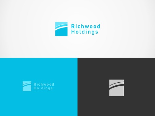 Curvy logo with the title 'Richwood Holdings'