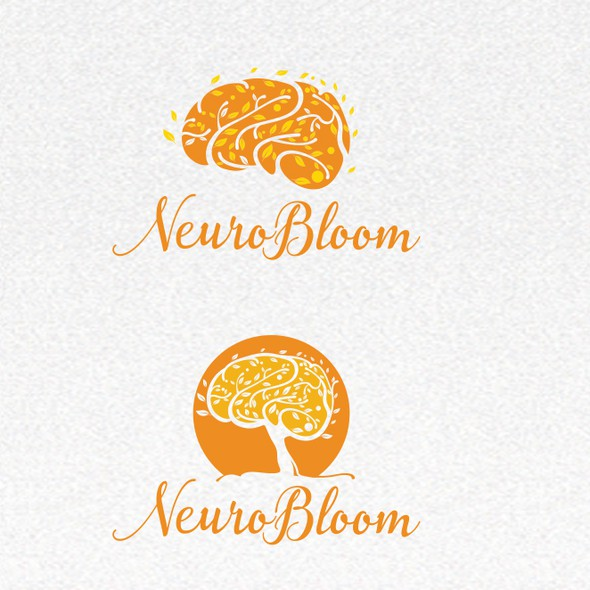 Bloom logo with the title 'brain tree'