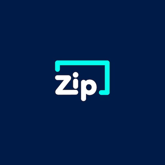 Rectangular logo with the title 'Modern-Bold-Technology'