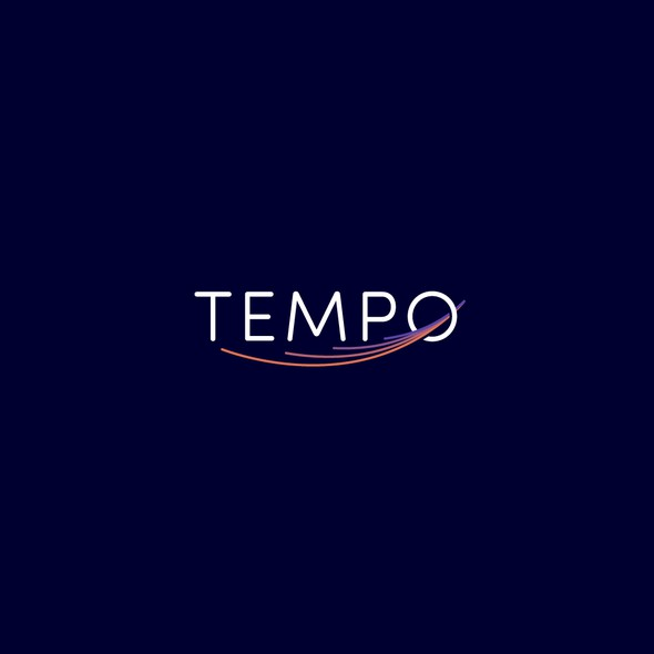 Vitality design with the title 'Logo Design for Tempo'
