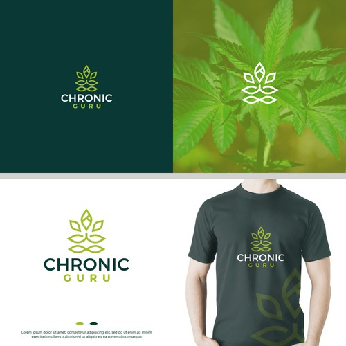 Guru design with the title 'Chronic'