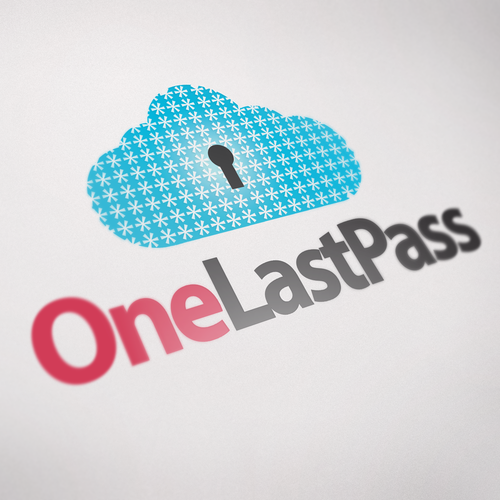 Security logo with the title 'OneLastPass or OLP'