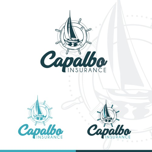 Sailor logo with the title 'Capalbo'