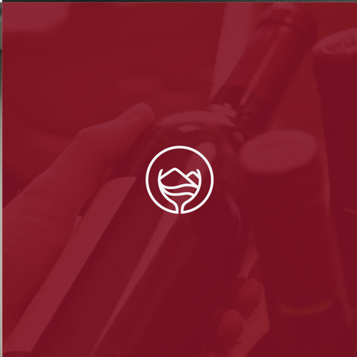 Hill logo with the title 'Design unique logo high end wine distributor'