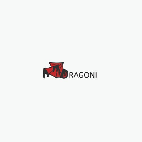 Betting logo with the title 'Logo concept for dragoni esport'