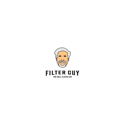 Filter logo with the title 'filter guy 2'