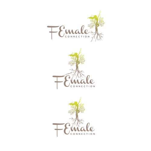Workshop logo with the title 'FEmale Connection'