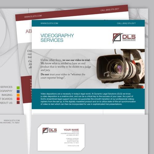Sheet design with the title 'Folder design'