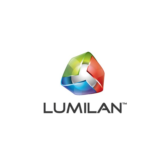 Search engine design with the title 'Lumilan'