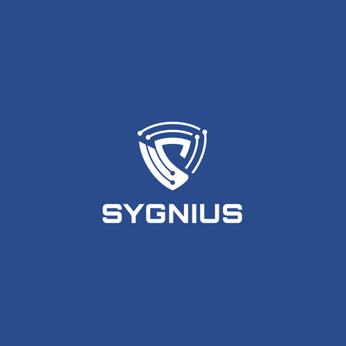 Swan logo with the title 'SYGNIUS'