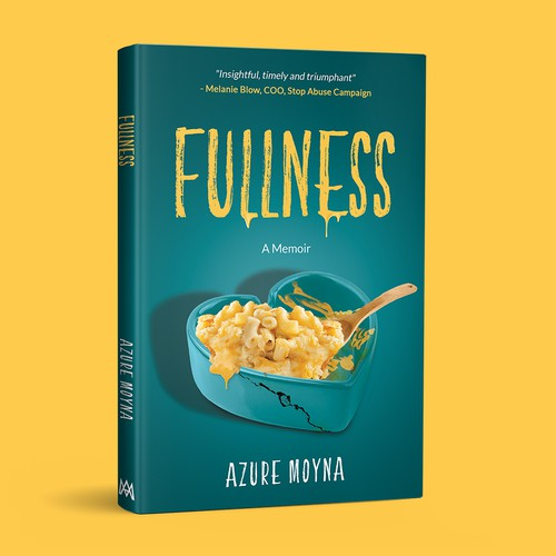Amazon book cover with the title 'Fullness'