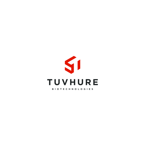 Biotech design with the title 'Tuvhure Biotechnologies'