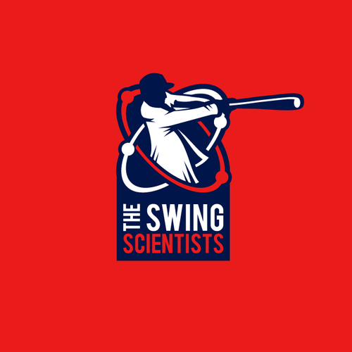 Ring logo with the title 'Modern Logo for Swing Scientists'