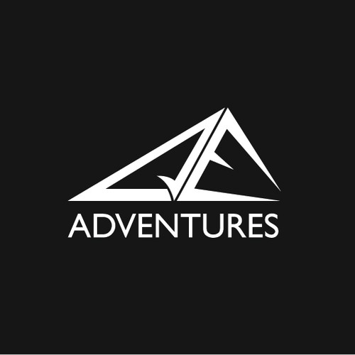 Red and white logo with the title 'QE Adventures'