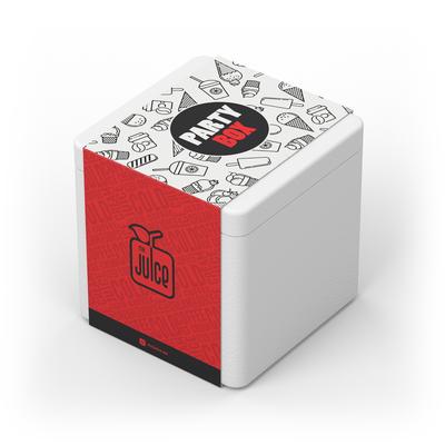 Packaging for styrofoam